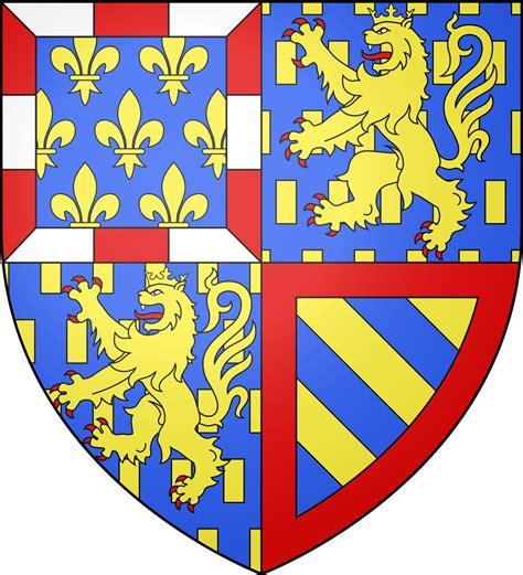 Armoiries Bourgogne armoiries de la bourgogne franche comt 233 wikip 233 dia