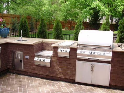 Outdoor Küche für den Sommer ? die verschiedenen Aspekte
