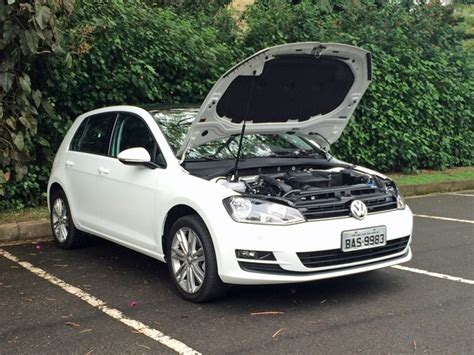 Golf Auto Esporte by Auto Esporte Volkswagen Golf 1 0 Turbo Primeiras Impress 245 Es