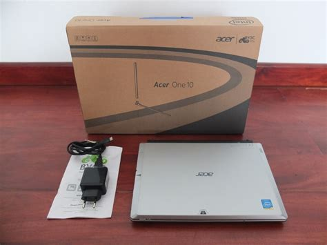acer one 10 z3735f touchscreen hdd 500gb jual beli