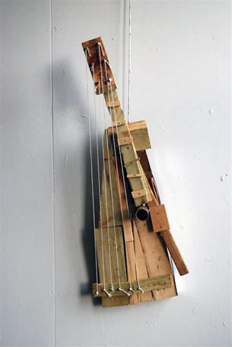 Brian Chans Selbstgebauten Instrumente 171 Kulturtechno Diy Wall Canvas Ideas