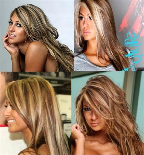 brunette hairstyle with lots of hilights for over 50 brown hair with lots of highlights and lowlights