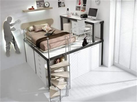 cool beds for loft beds for teenagers cool loft beds