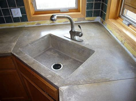 Removing Stains From Concrete Countertops by Concrete Countertops Concrete Countertop And Sinksi Wnt