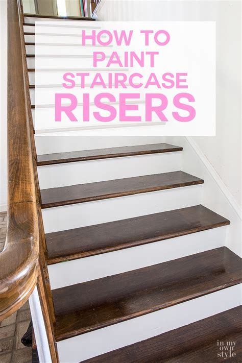 What Decorating Style Am I Update Foyer Staircase Makeover In My Own Style