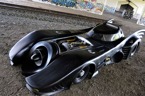 Batmobile For Sale by Batmobile Replica Gets As Real As Physics Allows Wired