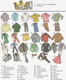 Men s and women s clothes vocabulary and fashion list learn english