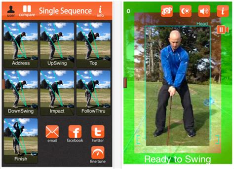swing profile app reviews 5 of the best golf swing analyzer apps golfdashblog