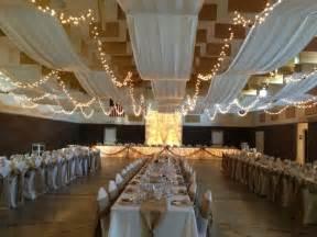 Wedding Ceiling Decorations Best 25 Gym Wedding Reception Ideas Only On Pinterest Wedding Ceiling Decorating Reception