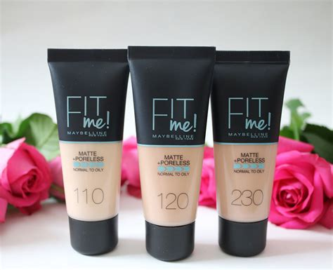Maybelline Fit Me Foundation Review maybelline fit me foundation review one stiletto at a time