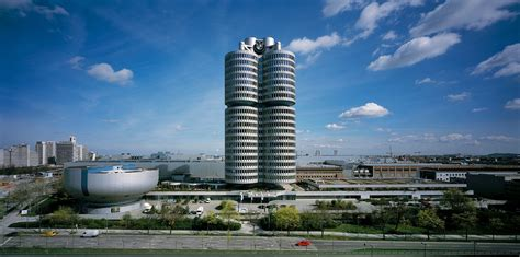 bmw bank adresse bmw s tower and museum in munich celebrate 40 years of