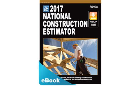 national construction estimator 2018 includes free estimating software books 2017 national construction estimator pdf ovpeakbanewp s