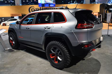 sema jeep grand cherokee cherokee trailhawk lift kit html autos post