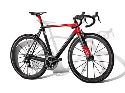 audi bicycle audi sport racing bike featherlight bicycle from audi