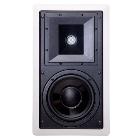 hiw 1 horn in wall speaker