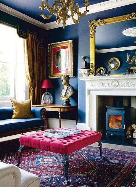 period home decorating ideas 9 incredibly colourful period homes period living