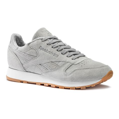 Reebok Gray by Reebok Classic Leather Paisley Pack Grey Reebok Gb
