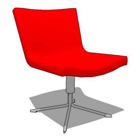 Bond Chair by Bond Chairs Collection 3d Model Formfonts 3d Models