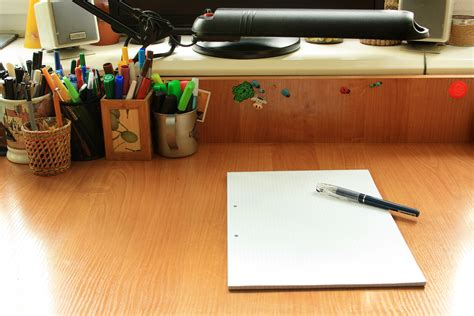 Ways To Organize Your Desk 3 Ways To Organize Your Desk To Aid The Needs Of A Writer