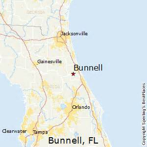 bunnell florida map best places to live in bunnell florida