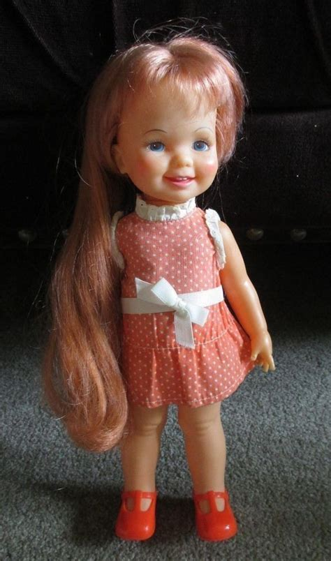 by brand company character dolls dolls bears 17 best images about ideal crissy velvet dolls on