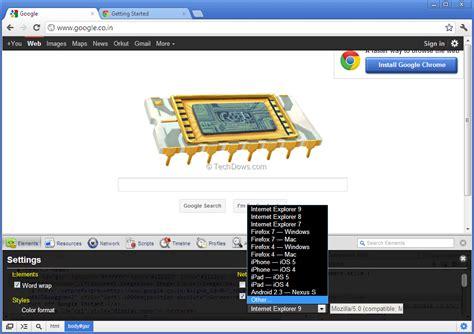 chrome user agent user agent switcher for chrome софт портал