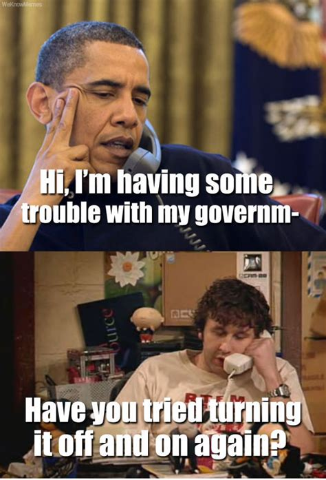 Funny Government Memes - 15 funniest government shutdown memes weknowmemes