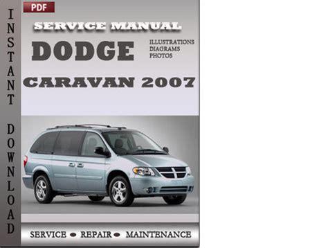 service manual 2007 dodge caravan transflow manual 2007 dodge caravan chrysler town country dodge caravan 2007 factory service repair manual download downloa