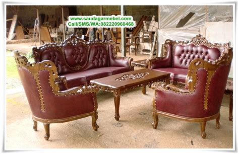 Kursi Virginia Furniture Bandung Kursi Sofa Romawi Virginia Saudagar Mebel