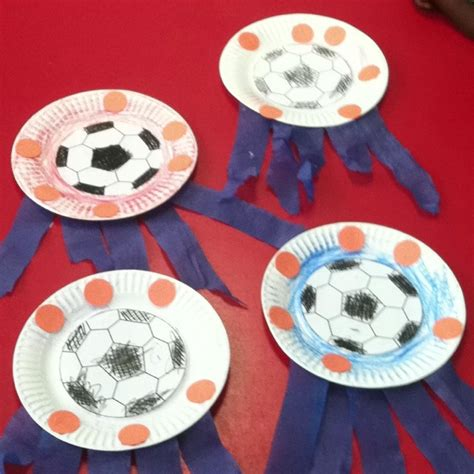 sports crafts for sports theme craft soccer preschool sports theme