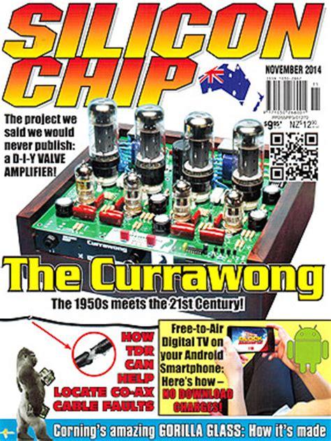 chip magazine silicon chip magazine 2014