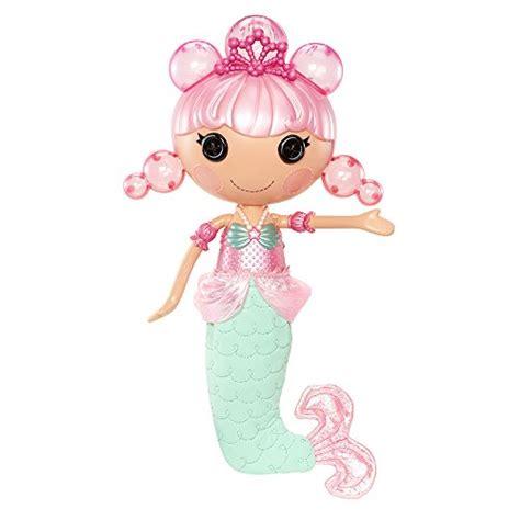 lalaloopsy bubbly mermaid doll pearly seafoam toys
