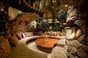 earth home decor magic house built the influence of