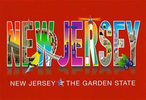 my favorite postcards new jersey the garden state