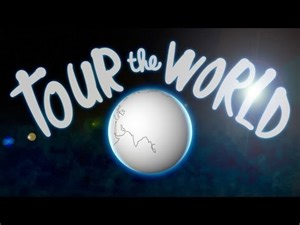 Tour the world official music video youtube