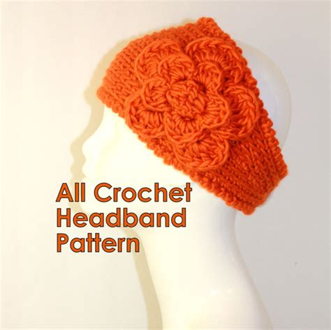 yarn headband pattern pattern fast crochet headband kayla bulky weight yarn