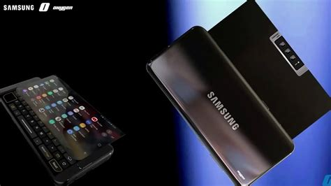 samsung o oxygen release date meet the samsung galaxy o oxygen concept with qwerty keyboard and lens