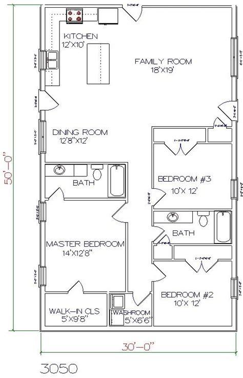 30 barndominium floor plans for different purpose 30 barndominium floor plans for different purpose