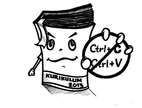 gambar karikatur keren lucu simple kekinian lengkap
