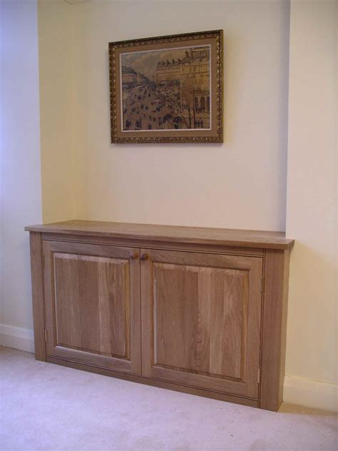 Images Of Built In Bookcases Fitted Oak Alcove Cabinets Peter Henderson Furniture