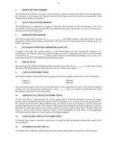 australian partnership agreement template australia general partnership agreement forms and