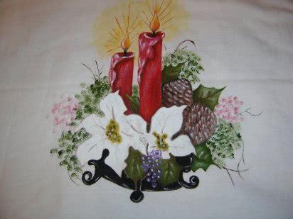 imagenes navideñas para pintar en tela bordados navide 241 os aprender manualidades es facilisimo com