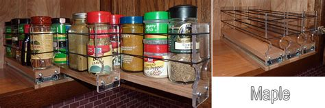 Vertical Spice Rack For Cabinet Spice Racks Organizing Spices Spice Rack Drawer