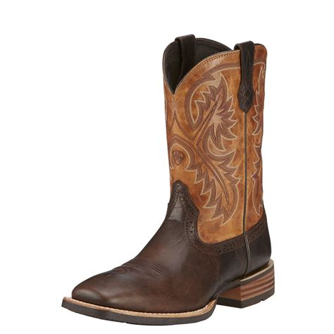 ariat cowboy boots for ariat 11 quot quickdraw cowboy boots 660949 cowboy
