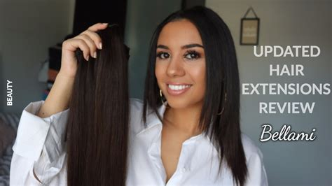 owner of bellami hair extentions updated honest bellami hair extensions review are they