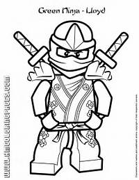 Free Printable Lego Ninjago Coloring Pages  H &amp M