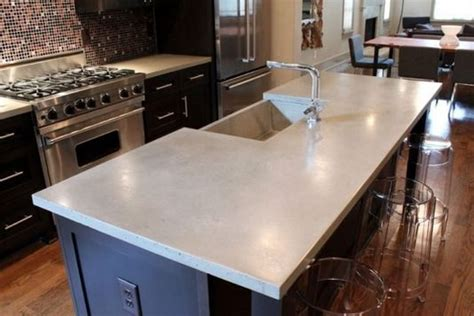 Pour Your Own Concrete Countertops by I Ve Decided To Pour Own Concrete Countertops