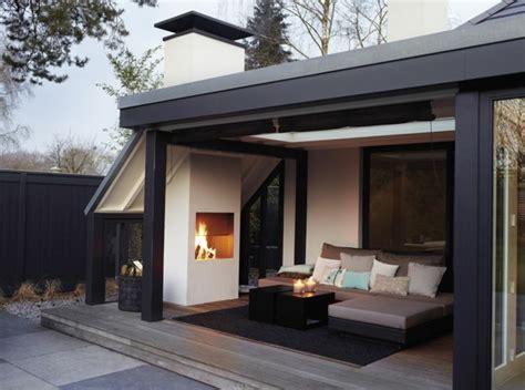 offene feuerstelle terrasse gartenkamin oder offene feuerstelle 30 ideen wie sie