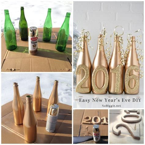 simple new year decorations diy easy new year s diy decor