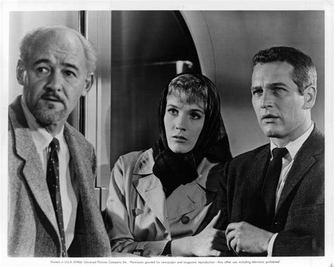 torn curtain imdb still of paul newman julie andrews and david opatoshu in
